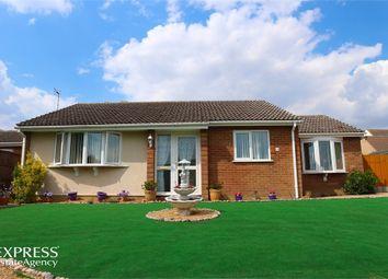 Thumbnail 3 bed detached house for sale in Parsons Drive, Ellington, Huntingdon, Cambridgeshire