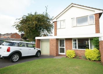Thumbnail 3 bed detached house to rent in Kirby Avenue, Warwick