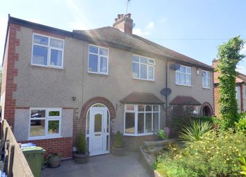 Thumbnail 5 bedroom semi-detached house for sale in Carisbrooke Avenue, Mansfield