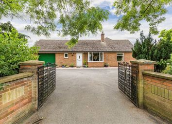 Thumbnail 4 bed bungalow for sale in Bardney Road, Wragby, Market Rasen
