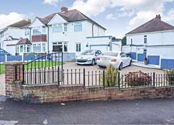 Thumbnail 3 bed semi-detached house for sale in Pine Road, Oldbury