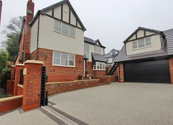 Ringley Chase, Whitefield, Manchester M45. 4 bed detached house for sale