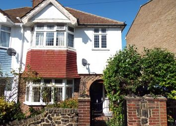 Thumbnail 3 bedroom semi-detached house for sale in Strover Street, Gillingham, Kent