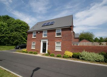 Thumbnail 4 bed detached house to rent in Veysey Close, Exeter