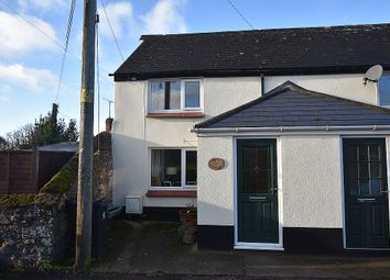 Thumbnail 2 bed end terrace house for sale in Old Coach Road, Broadclyst, Near Exeter