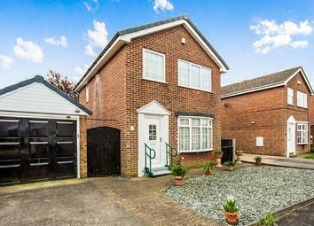 Thumbnail 3 bed detached house for sale in Montrose Drive, Goole
