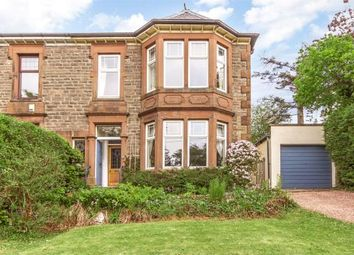 Thumbnail 4 bedroom semi-detached house for sale in Penrith Avenue, Giffnock, Glasgow