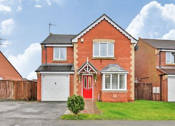 4 bed detached house for sale in Armstrong Drive, Willington, Crook, Durham DL15
