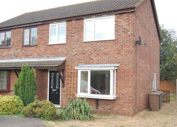 Thumbnail 3 bed semi-detached house to rent in The Hurn, Digby, Lincoln