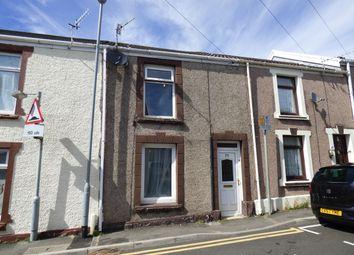 Thumbnail 3 bed terraced house for sale in Freeman Street, Brynhyfryd, Swansea