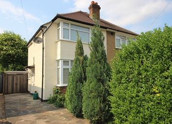 Thumbnail 2 bed property to rent in Cedarcroft Road, Chessington