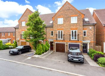 Thumbnail 3 bed terraced house for sale in Collard Close, Kenley