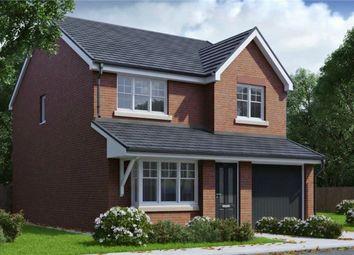 Thumbnail 4 bed detached house for sale in Vicarage Gardens, Platt Bridge, Wigan, Lancashire