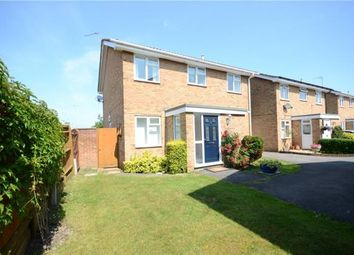 Thumbnail 5 bed detached house for sale in Fortrose Close, College Town, Sandhurst