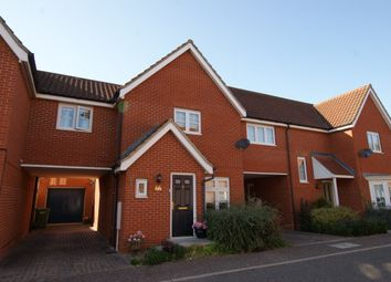 Thumbnail 3 bed link-detached house for sale in Windsor Park Gardens, Sprowston, Norwich
