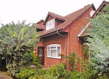 Thumbnail 3 bed terraced house to rent in Wadnall Way, Knebworth, Hertfordshire