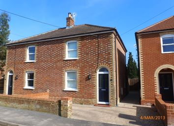 Thumbnail 2 bed semi-detached house to rent in New Road, Milford, Godalming