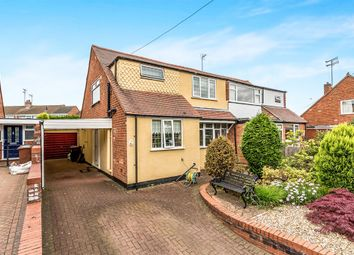 Thumbnail 3 bed semi-detached house for sale in Armitage Lane, Brereton, Rugeley