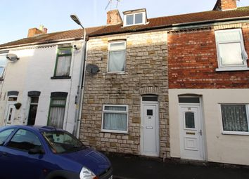Thumbnail 2 bedroom terraced house to rent in Linden Terrace, Gainsborough