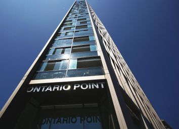 Thumbnail 1 bed flat for sale in Ontario Point, Canada Water, London