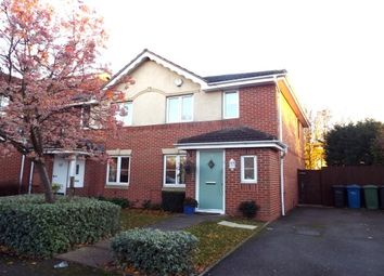 Thumbnail 3 bed property to rent in Meadowbank, Tamworth
