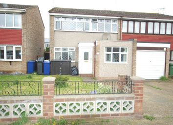 Thumbnail 3 bed semi-detached house to rent in Frome, East Tilbury, Tilbury