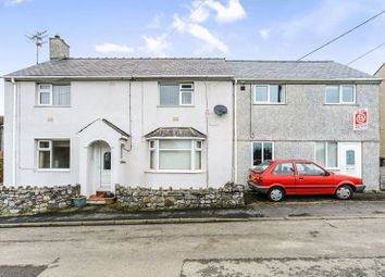 Thumbnail 4 bed detached house for sale in Moneifon, Holyhead, Gwynedd