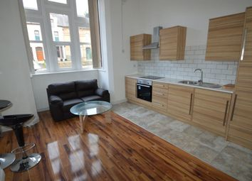 Thumbnail 1 bedroom flat to rent in Walmersley Road, Bury, Lancashire