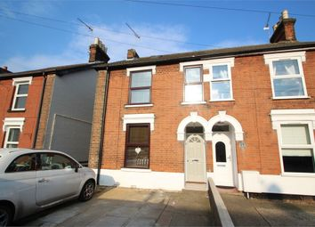 Thumbnail 3 bed semi-detached house for sale in Tomline Road, Ipswich, Suffolk