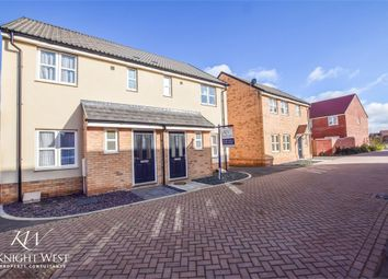 Thumbnail 2 bed semi-detached house for sale in Otter Place, Stanway, Colchester, Essex