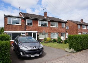 Thumbnail 4 bed semi-detached house for sale in Whieldon Road, Mount Pleasant, Stoke-On-Trent