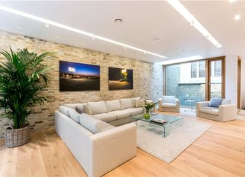 Thumbnail 3 bed terraced house to rent in Bingham Place, Marylebone, London