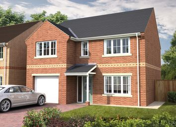 Thumbnail 4 bed detached house for sale in Cayton Drive, Stockton-On-Tees