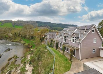 Thumbnail 5 bedroom detached house for sale in Box Bridge, Boughrood, Nr Brecon