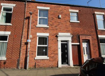Thumbnail 2 bedroom terraced house to rent in Ellen Street, Preston