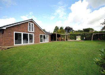 Thumbnail 4 bed detached house for sale in North Mead, Bramhope, Leeds, West Yorkshire