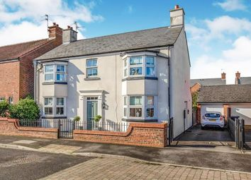 Thumbnail 4 bed detached house for sale in Fairfield Road, Stokesley, North Yorkshire