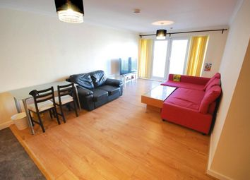Thumbnail 2 bedroom flat to rent in Grand Union Heights, Northwick Road, Wembley, Middlesex