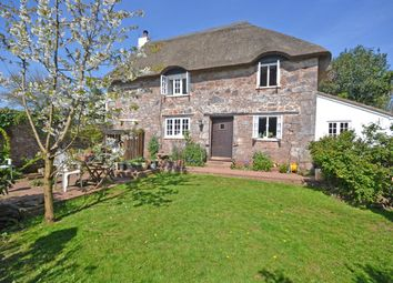 Thumbnail 3 bed detached house for sale in Broadclyst, Exeter