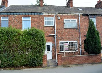 Thumbnail 2 bed terraced house to rent in Doncaster Road, Selby