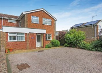 Thumbnail 3 bed semi-detached house for sale in Gidding Road, Sawtry, Huntingdon