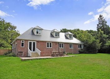 Thumbnail 5 bed bungalow for sale in Fishbourne Lane, Fishbourne, Isle Of Wight