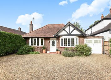 Thumbnail 4 bed detached bungalow for sale in Oatlands Drive, Weybridge