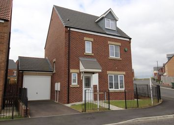 Thumbnail 4 bed semi-detached house for sale in Woodham Drive, Stokesley Lodge, Sunderland