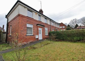 Thumbnail 3 bed semi-detached house for sale in Crowder Close, Sheffield, South Yorkshire