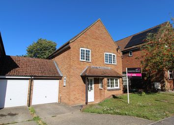 Thumbnail Detached house to rent in Hampshire Close, Basingstoke