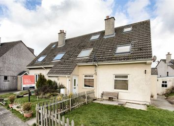 Thumbnail 2 bed terraced house for sale in Slieau Whallian Park, St Johns, Isle Of Man