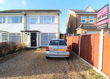 Thumbnail 3 bed semi-detached house for sale in Hughes Road, Ashford