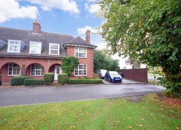Thumbnail 3 bed semi-detached house for sale in The Crescent, Shortstown, Bedford