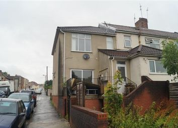Thumbnail 1 bed flat to rent in Howard Avenue, St. George, Bristol
